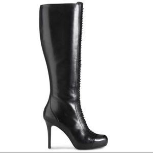 Maria Sharapova Cole Haan Euphemia Tall Boots